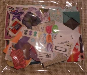 Snail mail surprise kit. Each one is different!